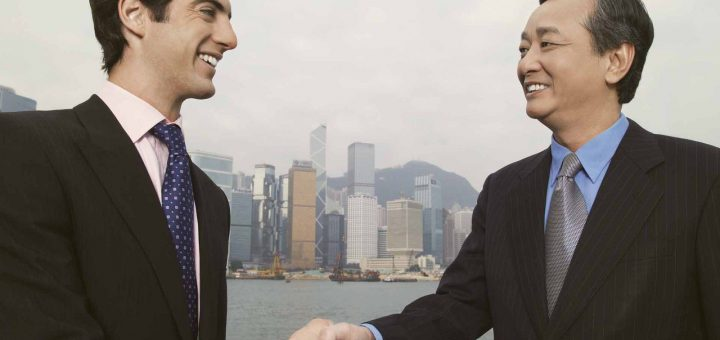 partenaire affaire en chine