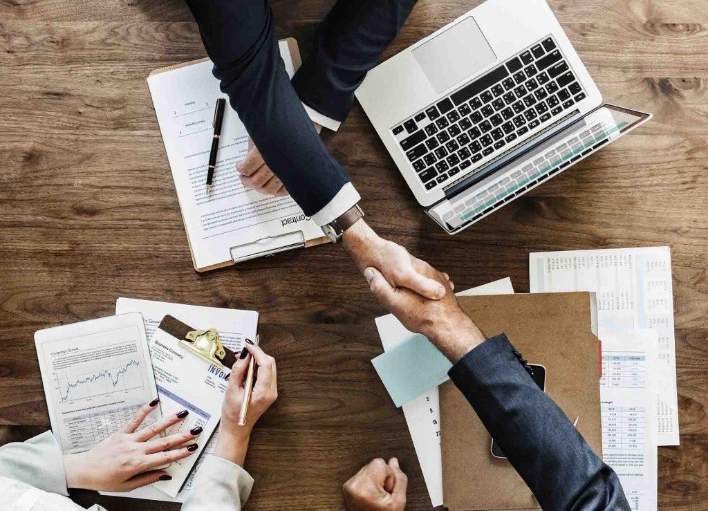 Partenariat d'affaire